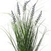 Decorative grass with lavender Z108