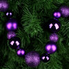 Garland with christmas balls 2.70 m S020