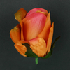 Rose in bud satin W333