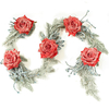 Christmas garland with lamps 1,70 m S118
